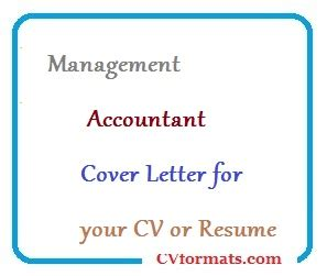 Cover letter for accountantbookkeeper